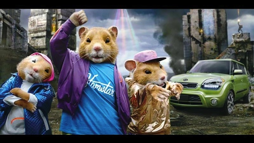 KIA+Hamster